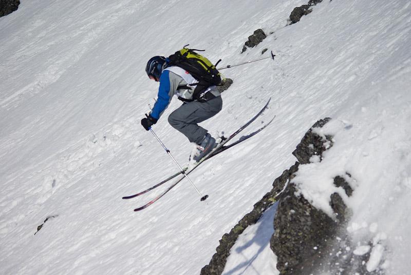 Юрий Абрамов лыжник