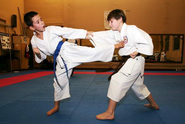 тренировки в детском и юношеском возрасте