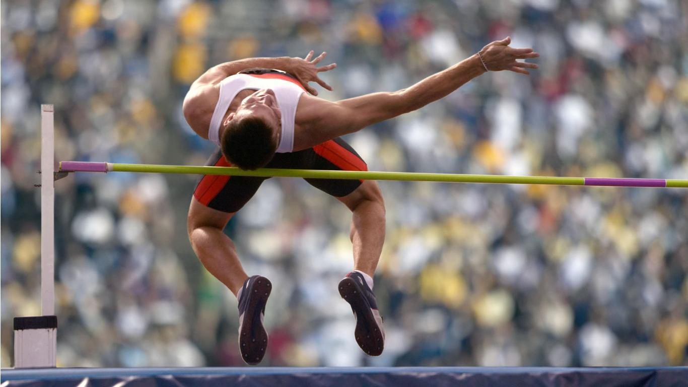 прыжку в высоту