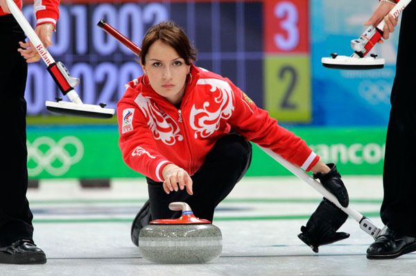 Vancouver Olympics Curling