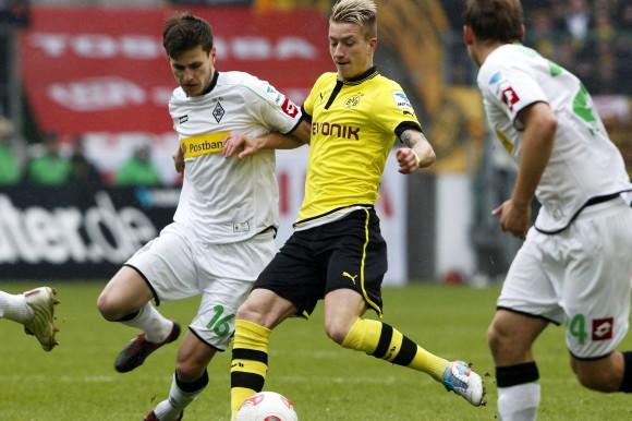 Borussia-Moenchengladbach-Borussia-Dortmund